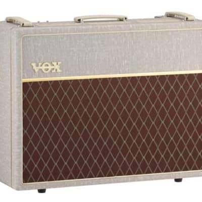 "Vox AC30HW2X Hand-Wired 2-Channel 30-Watt 2x12"" Blue Alnico Guitar Combo"