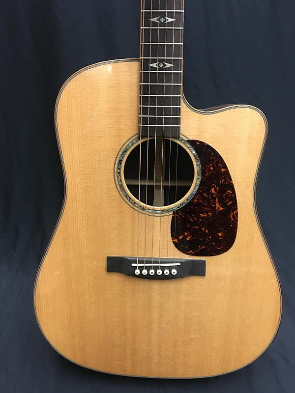 Martin Dcpa 1 Acoustic Electric