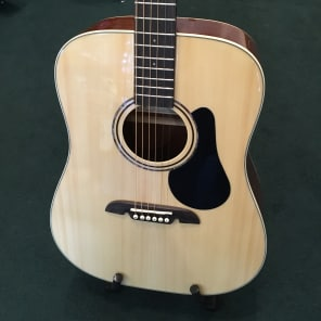 Alvarez Regent RD26 Acoustic Guitar Natural for sale