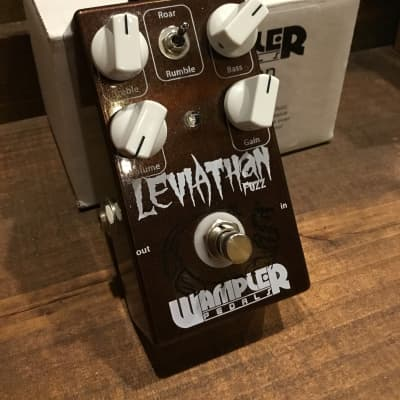 Wampler Leviathan W/Box Pre-B.A.D for sale
