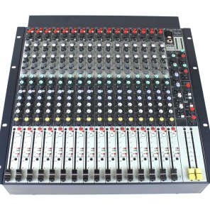 Soundcraft GB2R 16-Channel Rackmount Mixer
