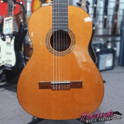 Esteve 4ST Spanish Made Nylon String Solid Cedar Top Classical Guitar - R.R.P $849 for sale