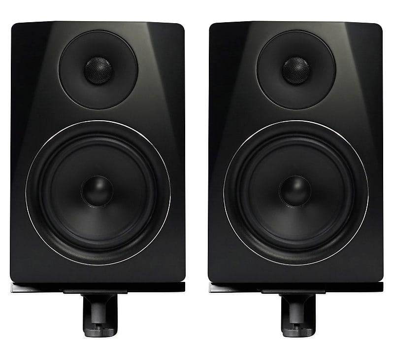 2 rockville apm6b 6 5 250w powered usb studio monitor reverb. Black Bedroom Furniture Sets. Home Design Ideas