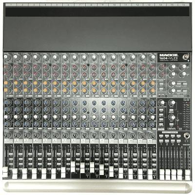 Mackie 1604-VLZ3 16-Channel Mic / Line Mixer
