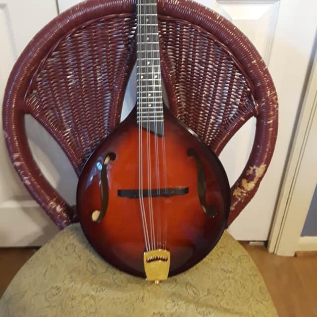 Breedlove Legacy OF Mandolin  2015 Red Toner image