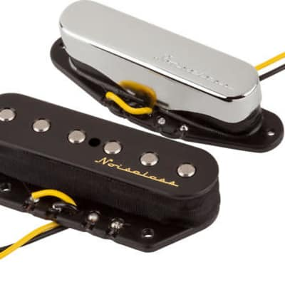 Fender 099-2116-000 Vintage Noiseless Telecaster Pickup Set