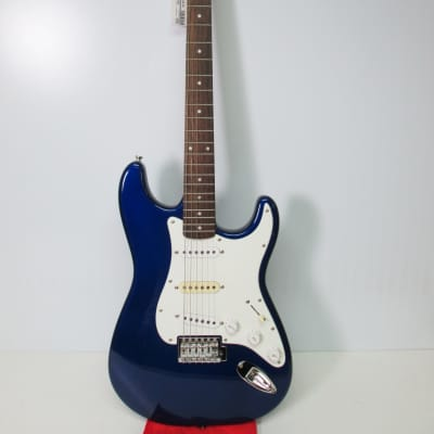 2005 Squier Affinity Series Stratocaster -  Blue