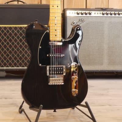 Fender Modern Player Telecaster Plus HSS Charcoal Transparent (2016)