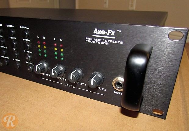 Fractal Audio Axe FX Standard Price Guide | Reverb