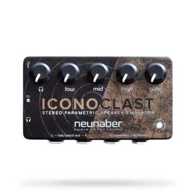 Neunaber Audio Effects Iconoclast Speaker Emulator
