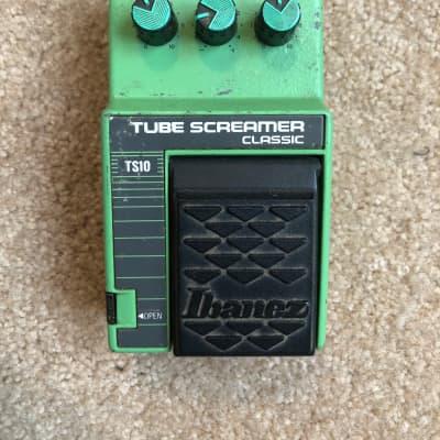 Ibanez TS-10 Tube Screamer Classic Overdrive 1986 - 1990