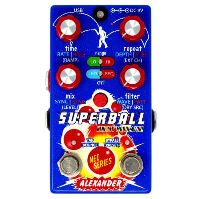 Alexander Superball