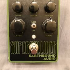 Earthbound Audio Supercollider