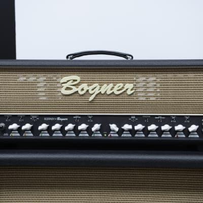 Bogner Ecstasy 101B + 4X12 Bogner black for sale