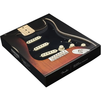 Fender 099-2341 Custom Shop '69 Stratocaster 11-Hole Pickguard Pre-Wired