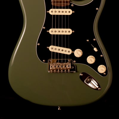 Fender Stratocaster American Professional Antique Olive for sale