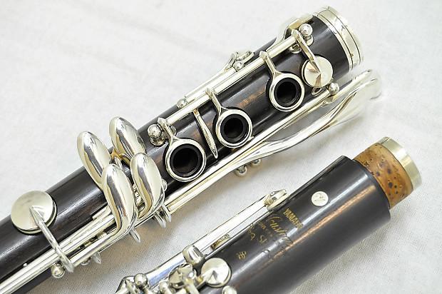 Yamaha Custom Se Clarinet