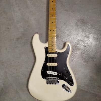 Maya Stratocaster SSS 70s Aged White **Lowered price for 10 days** for sale