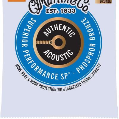 Martin Strings  92/8 Phosphor Bronze Extra Light  10 for sale