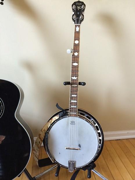Vega V-244 5 string Banjo   mauden
