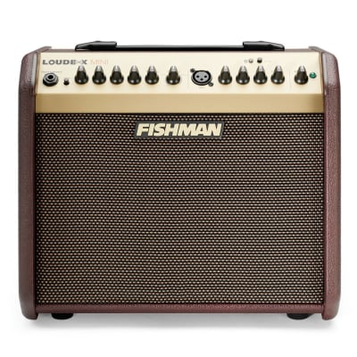 Fishman Loudbox Mini Bluetooth 60W Acoustic Combo Amplifier for sale