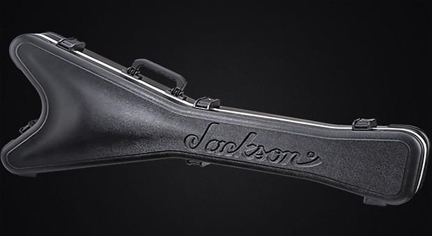 jackson king v rhoads molded case chondro guitars reverb. Black Bedroom Furniture Sets. Home Design Ideas