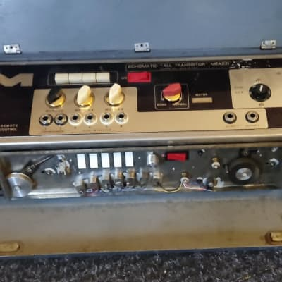 Meazzi ECHOMATIC All Transistor 60s for sale