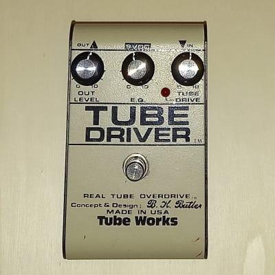 Tube Works -B.K. Butler- NOS RSD ecc83 Upgrade