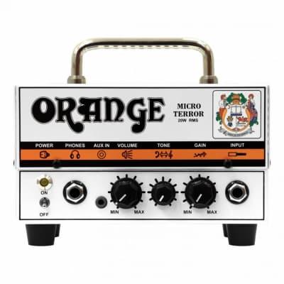 Orange MT20 Micro Terror 20 Watt Tube Preamp Solid State Power Section