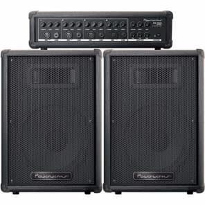Powerwerks PW100 PA-In-A-Box PA System