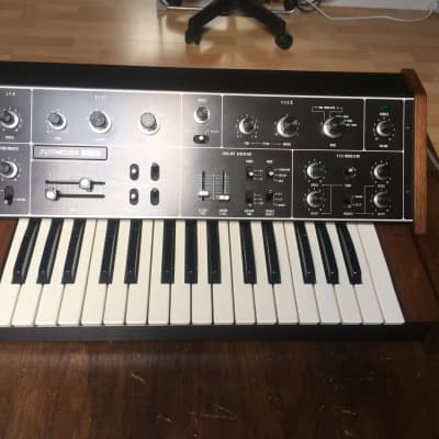 Korg 770 analog vintage synth with MIDI in very good condition