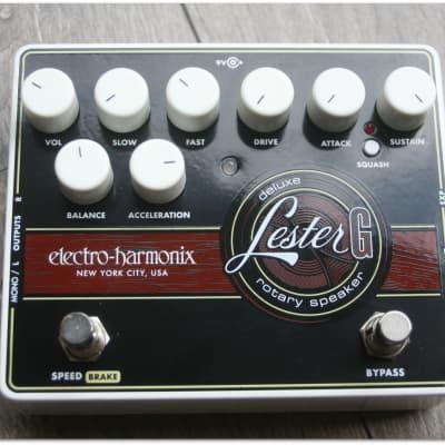 "Electro-Harmonix ""Lester G Deluxe Rotary Speaker"""