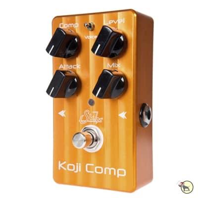 Suhr Koji Comp Compressor Guitar Effects Pedal for sale