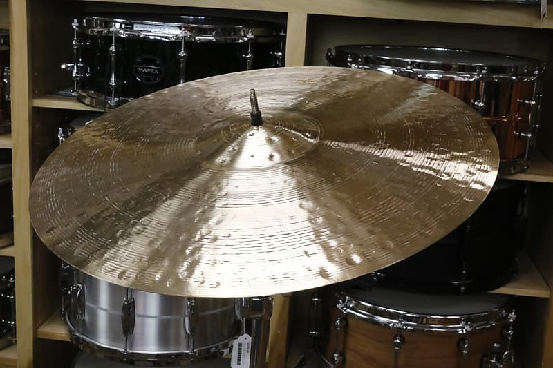 meinl 20 byzance foundry reserve light ride cymbal demo reverb. Black Bedroom Furniture Sets. Home Design Ideas