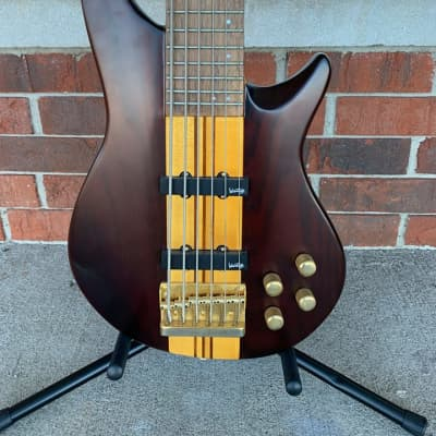 1990's Vantage 960BA 6 String Neck Through Bass w/ Hang Tags! Nice! for sale