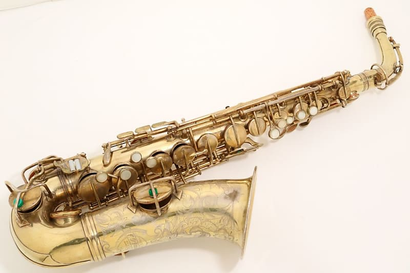 C G Conn V As N Wonder Gp M14 Alto Saxophone- Shipping Included*