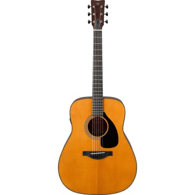 Yamaha FGX3 Red Label Dreadnought Natural