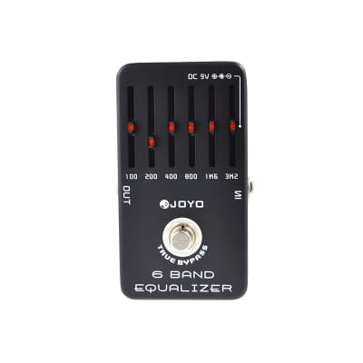 Joyo JF-11 6 Band EQ Guitar Pedal for sale