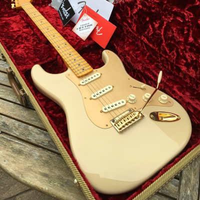 Fender 60th Anniversary Classic Player '50s Stratocaster Desert Sand 2014 for sale