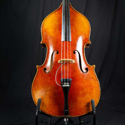Hofner Double Bass 1940's Flamed maple for sale