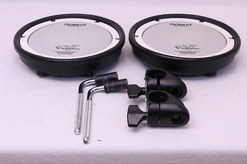two roland pdx 8 v dual trigger drum mesh head pdx8 mounts reverb. Black Bedroom Furniture Sets. Home Design Ideas