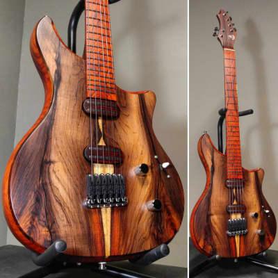 Barlow Guitars Falcon 2017 Brazilian Rosewood for sale