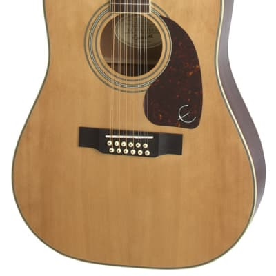 Epiphone DR-212 12-String Dreadnought Acoustic Guitar for sale