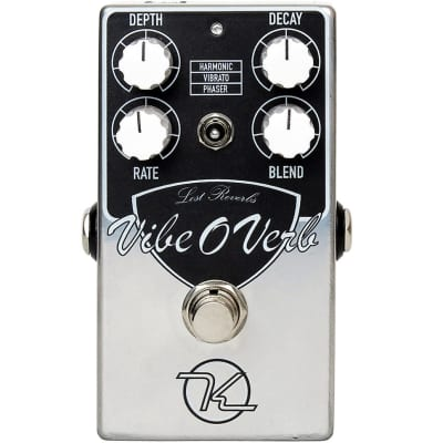 Keeley Vibe-O-Verb Ambient Reverb