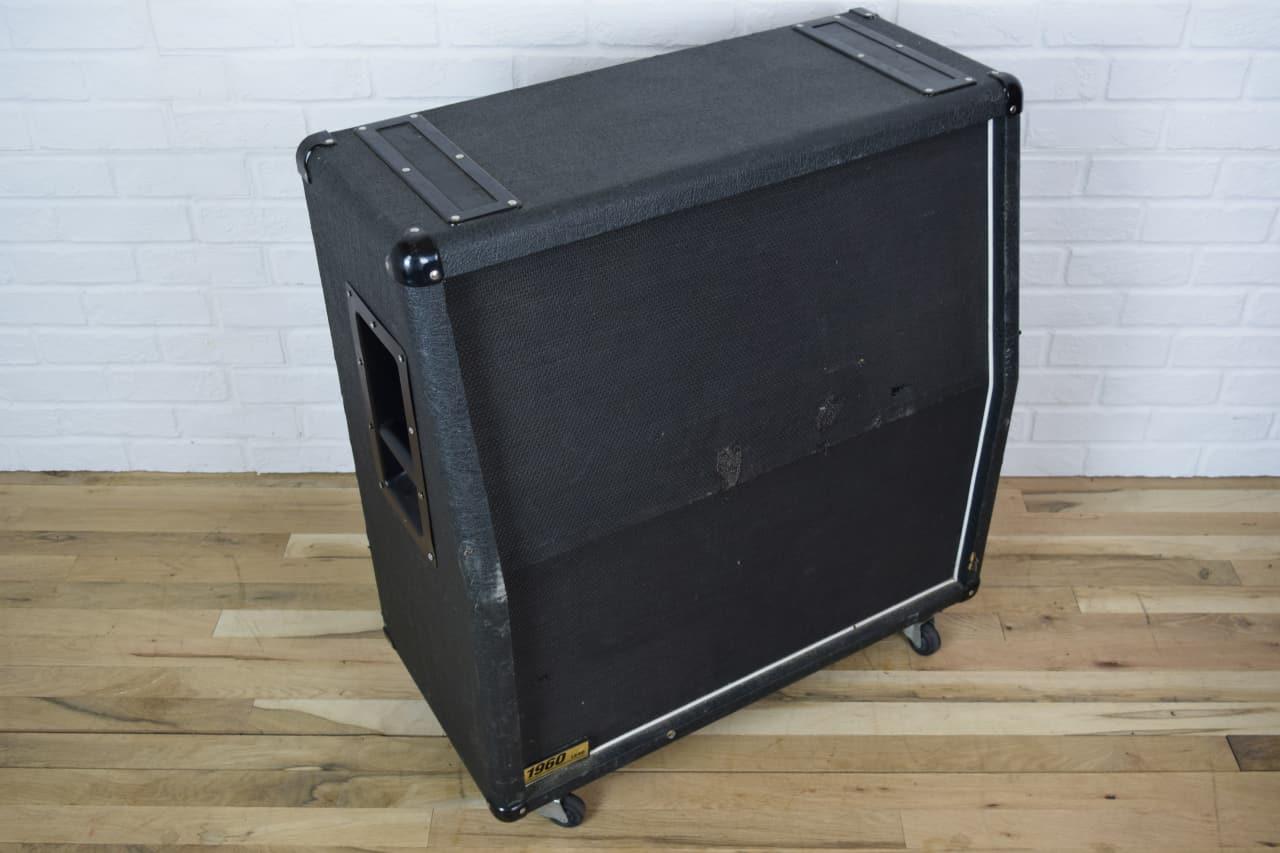 marshall 1960a lead 4x12 guitar speaker cabinet reverb. Black Bedroom Furniture Sets. Home Design Ideas
