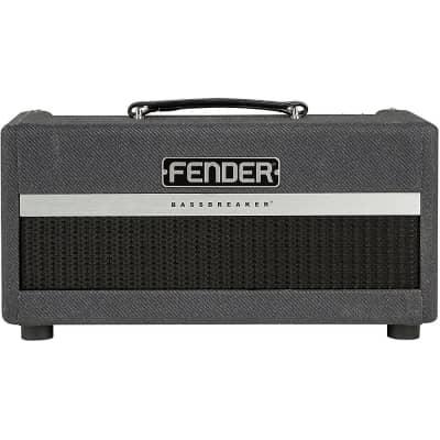 Fender Bassbreaker 15W Tube Guitar Amp Head Regular
