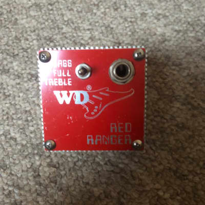WD  Red Ranger for sale