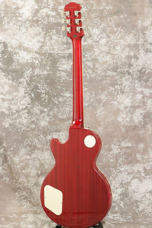 Epiphone Les Paul Standard Cherry Sunburst : epiphone les paul standard plus top heritage cherry sunburst reverb ~ Vivirlamusica.com Haus und Dekorationen