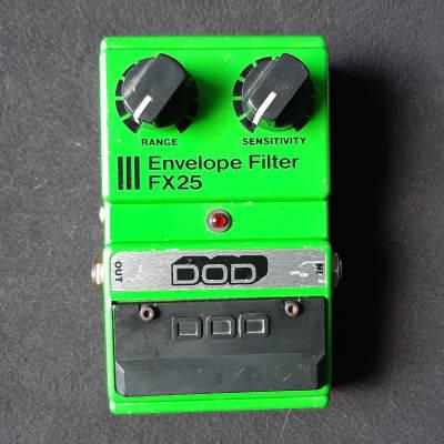 DOD FX 25 Envelope Filter Kermit Green ( READ ) for sale