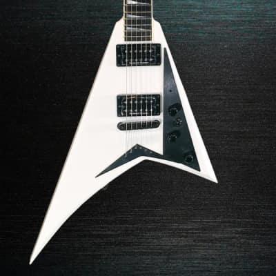 Jackson USA Select Randy Rhoads RR1T Electric Guitar - Snow White for sale